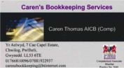 caren's bookeeping